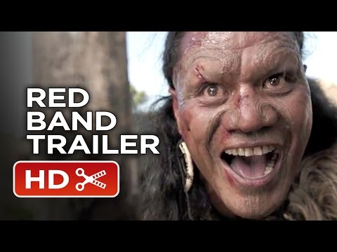 The Dead Lands  Red Band  2015  James Rolleston, Lawrence Makoare Movie HD