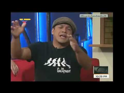 Ricardo Sánchez entrevistado en Zurda Konducta, 8 marzo 2018
