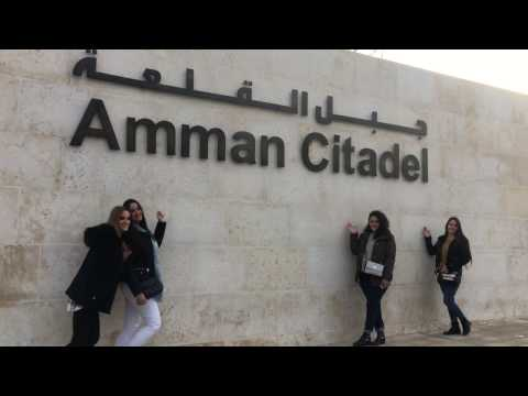 The city of love, peace and hospitality, Amman