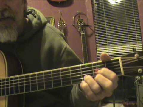 Jesus Loves Me Easy Guitar Lesson - YouTube