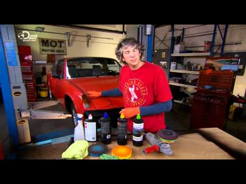 Wheeler Dealers - detailing a Porsche 914.avi