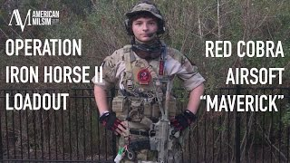 American Milsim: Operation Iron Horse 2 | Maverick's Loadout