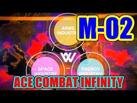 [M-02] Great Migration - ACE COMBAT INFINITY / エースコンバット インフィニティ