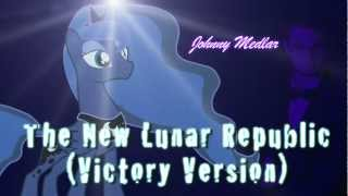For The New Lunar Republic Victory Version Johnny WLB Medlar