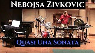 Quasi Una Sonata by Nebojsa Zivkovic