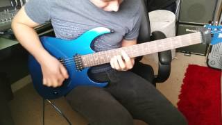 Reject Yourself - Killswitch Engage - Guitar Cover