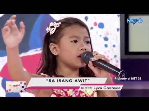 LYCA GAIRANOD NET25 LETTERS AND MUSIC Guesting - EAGLE ROCK AND RHYTHM