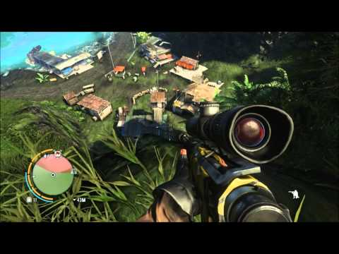 far cry 3 how to use wingsuit