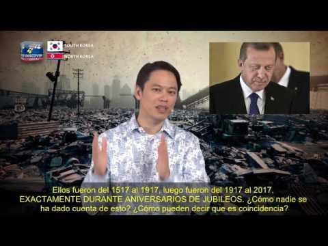 North KOREA: RED ALERT | 2017 WARNING to Korea, Japan, Turkey, Greece (ESPAÑOL)