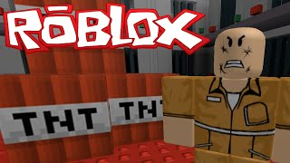 ROBLOX PRISON LIFE ESCAPE! | Roblox Roleplay / Let