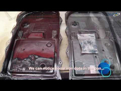 Bmw 420D  8 Speed automatic transmission maintenance (ZF8HP) - YouTube