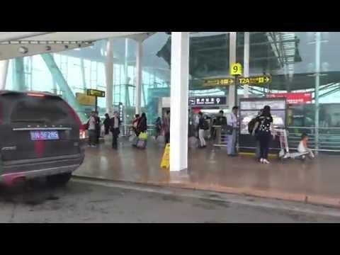 "CHONGQING JIANGBEI AIRPORT & STREETS, ""2014 SOLOAROUNDWORLD IN 25 DAYS"", PAUL HODGE, Ch 121"