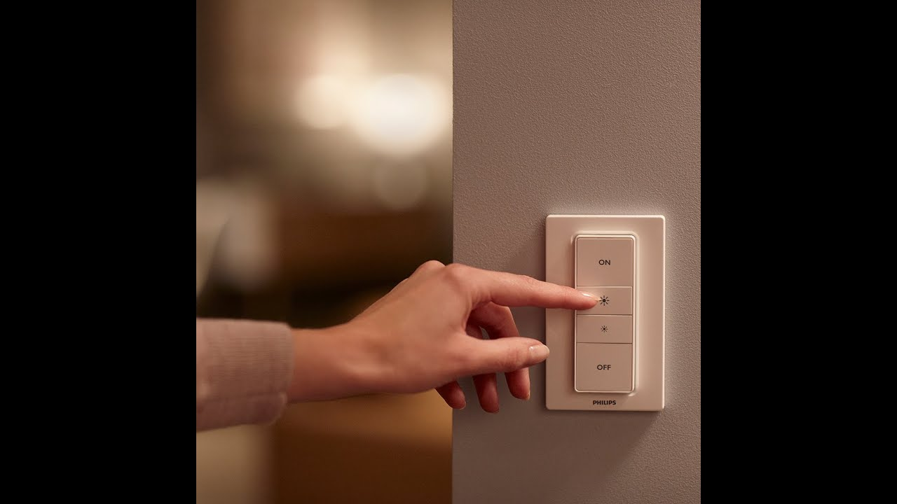 Philips Dimmer Philips Hue Dimmer Switch Unboxing