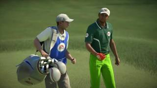 NEW COURSE RECORD - Banff Springs update 1.09 May 2016- Rory Mcilroy PGA Tour Golf 2016