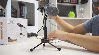 TONOR: USB Condenser Podcast Studio Microphone