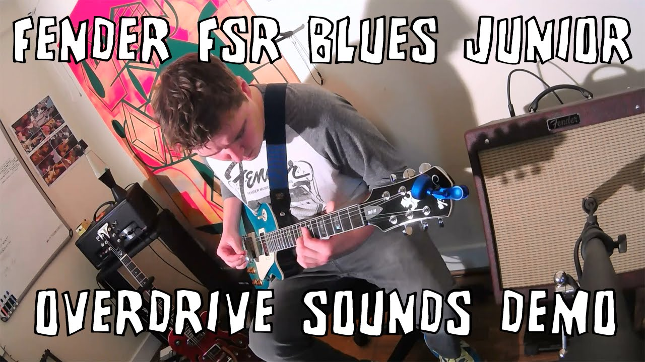 Talk to me about a Fender Blues Junior | The Gear Page