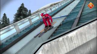 Winter Sports 2012: Feel the Spirit Gameplay