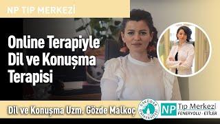 Online Terapiyle Dil ve Konuşma Terapisi