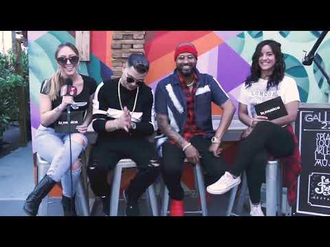 Entrevista a Jowell y Randy Sobre su nuevo album Viva La Musik 2018