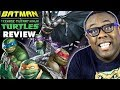 BATMAN vs NINJA TURTLES - Movie Review