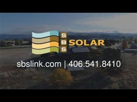 Best Montana Solar Installation Company - SBS Solar - Customer Review Testimonial