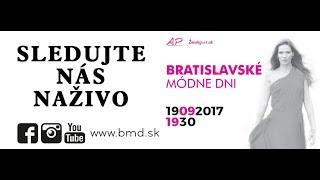 Bratislavské módn dni 2017 - Praha