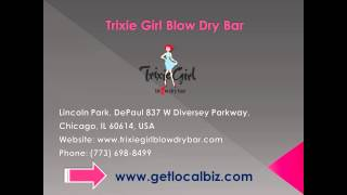 Trixie Girl Blow Dry Bar - Get Local Biz Thumbnail