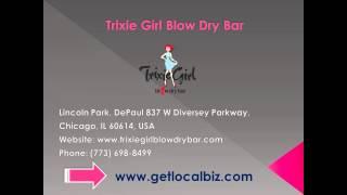 Trixie Girl Blow Dry Bar - Get Local Biz Thumbnail