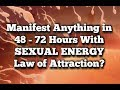 """""""How I Used SEX ENERGY to Manifest Millions and You CAN, Too!"""""""