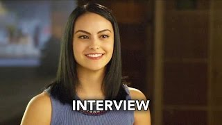 Riverdale (The CW) Camila Mendes Interview HD | tvpromosdb