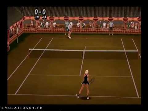 615e8e85cac6 All-Star Tennis 99 (Nintendo 64) - YouTube