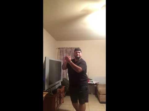 Jc dancing merengue