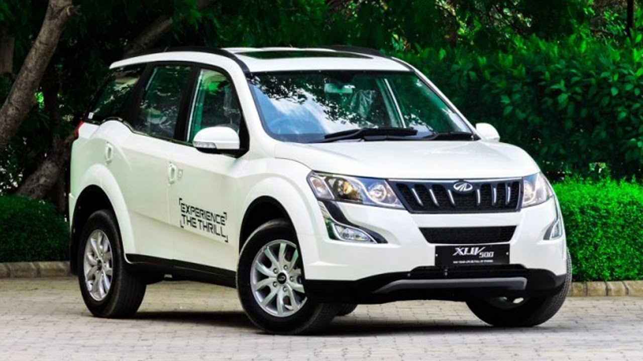 2015 Mahindra XUV500 Facelift Exterior And Interior Review