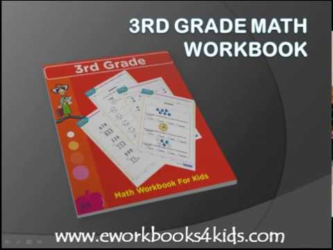 3rd Grade Math Workbook Download | Pdf Worksheets & Tests