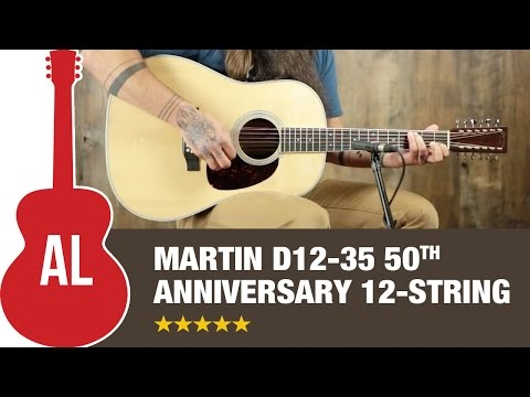 Martin D12-35 50th Anniversary 12-String Review