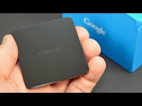Google Nexus Wireless Charger: Unboxing & Review