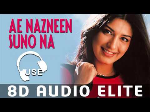 8D AUDIO| Ae Nazneen Suno Na - A.R. Rehman |Dil Hi Dil Mein|