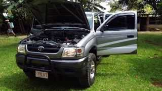 TOYOTA HILUX 2005 MANUAL 2.8 DOBLE CABINA