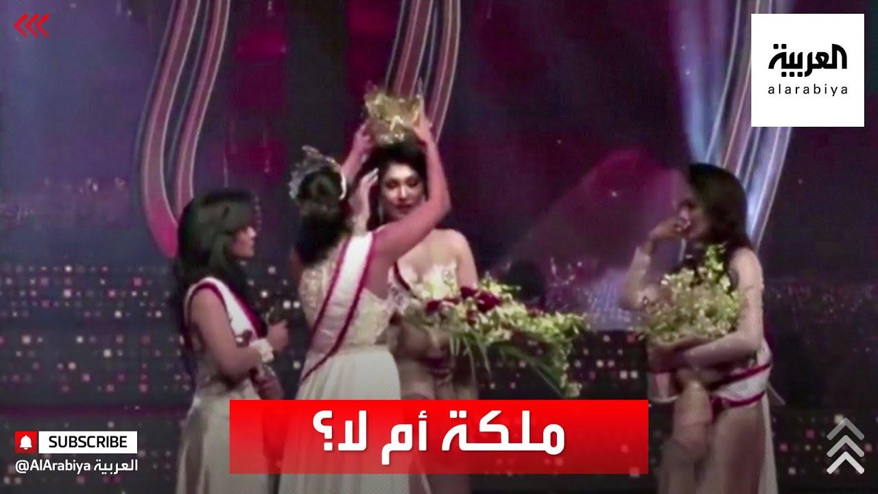 سُحب منها التاج ثم أعيد إليها مرة أخرى.. هذه قصة ملكة جمال سريلانكا 2021  - 15:58-2021 / 4 / 8
