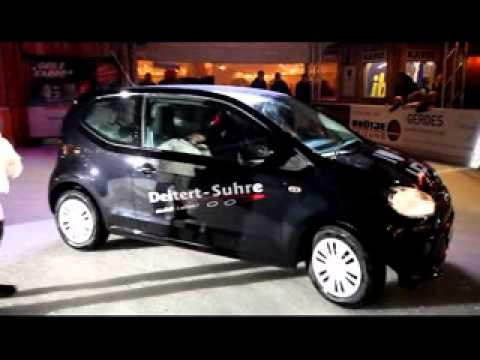 deitert suhre pr sentiert vw up goes ibb on ice youtube. Black Bedroom Furniture Sets. Home Design Ideas
