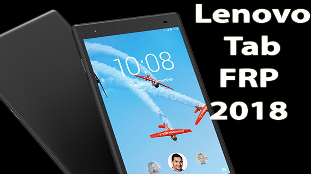 Lenovo Tab 4/TB-7304I || FRP || Remove Google Account Bypass || Hard Reset  ||