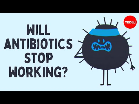 Video image: How can we solve the antibiotic resistance crisis? - Gerry Wright
