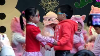 朗思幼稚園聖誕表演1