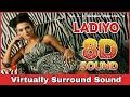 I - Ladio   8D Audio Song   Vikram   Shankar   A.R.Rahman 8D Songs
