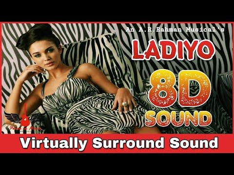 I - Ladio | 8D Audio Song | Vikram | Shankar | A.R.Rahman 8D Songs
