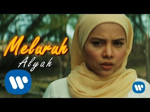Alyah - Meluruh (Official Music Video)