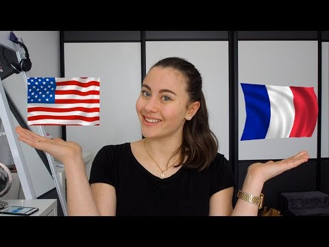 High School : USA vs FRANCE