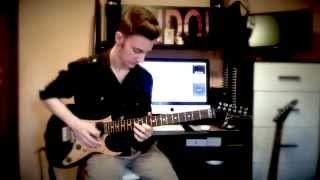 Andy Timmons - There are no words - guitar cover by simone caiazzo
