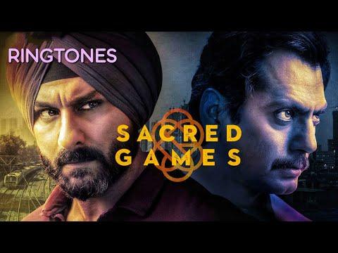 Top 5 Best Tv Series Ringtones 2019   Ft. Sacred Games, Mirzapur & Sherlock Holmes   Download Now
