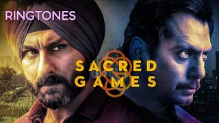 Top 5 Best Tv Series Ringtones 2019 | Ft. Sacred Games, Mirzapur & Sherlock Holmes | Download Now